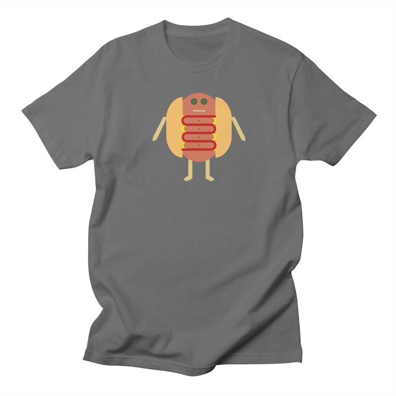 Stubby Lil Weenie Men's T-Shirt by some art worker