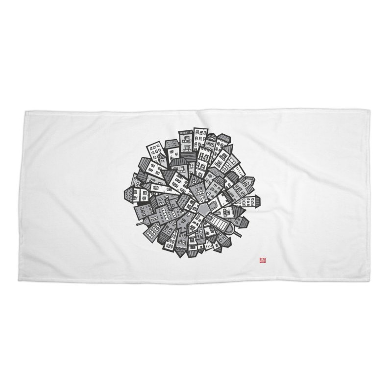 UNTITLED I Accessories Beach Towel by SOMEWHERE by Tiago f Moura