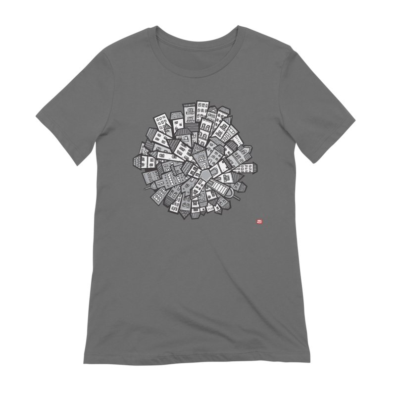 UNTITLED I Women's T-Shirt by SOMEWHERE by Tiago f Moura