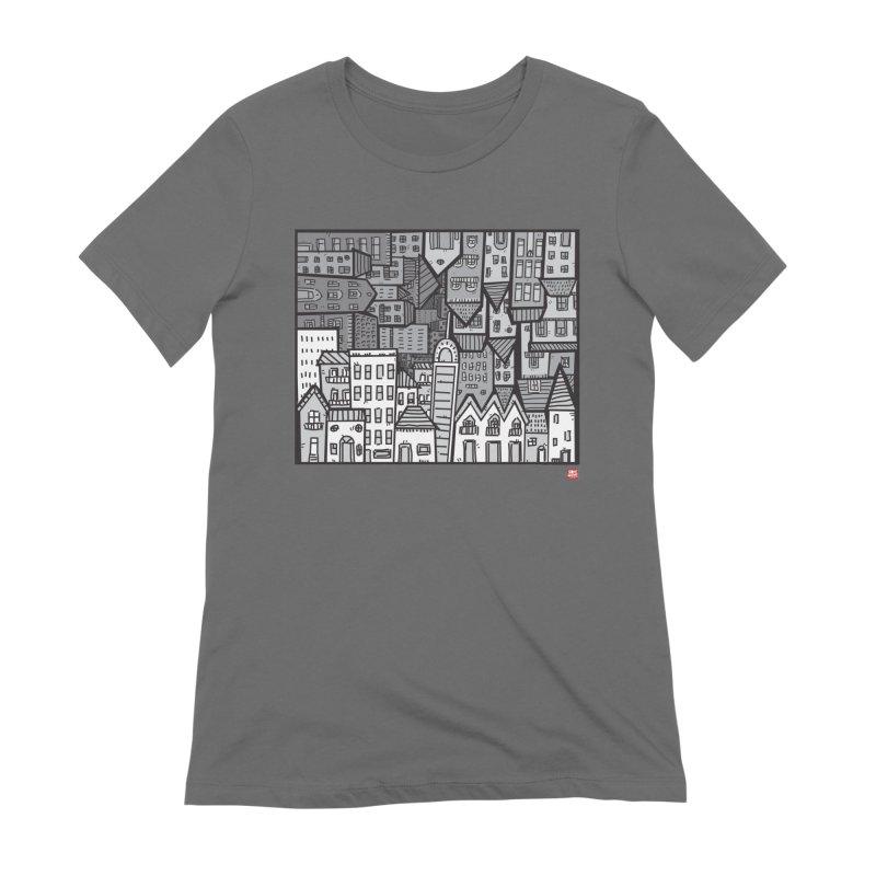 VORTEX Women's T-Shirt by SOMEWHERE by Tiago f Moura