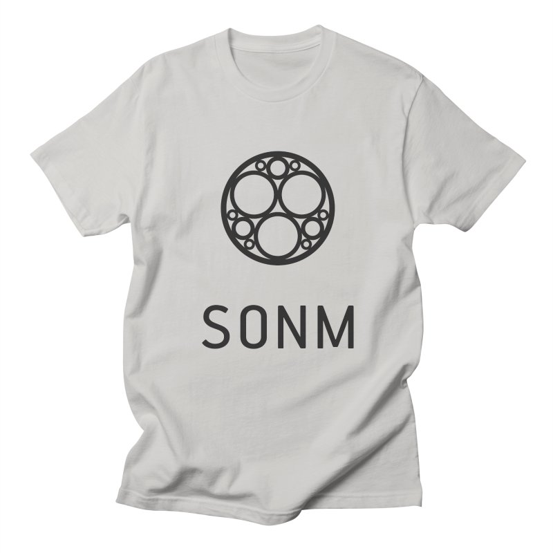LOGO big Women's Regular Unisex T-Shirt by SONM E-Shop