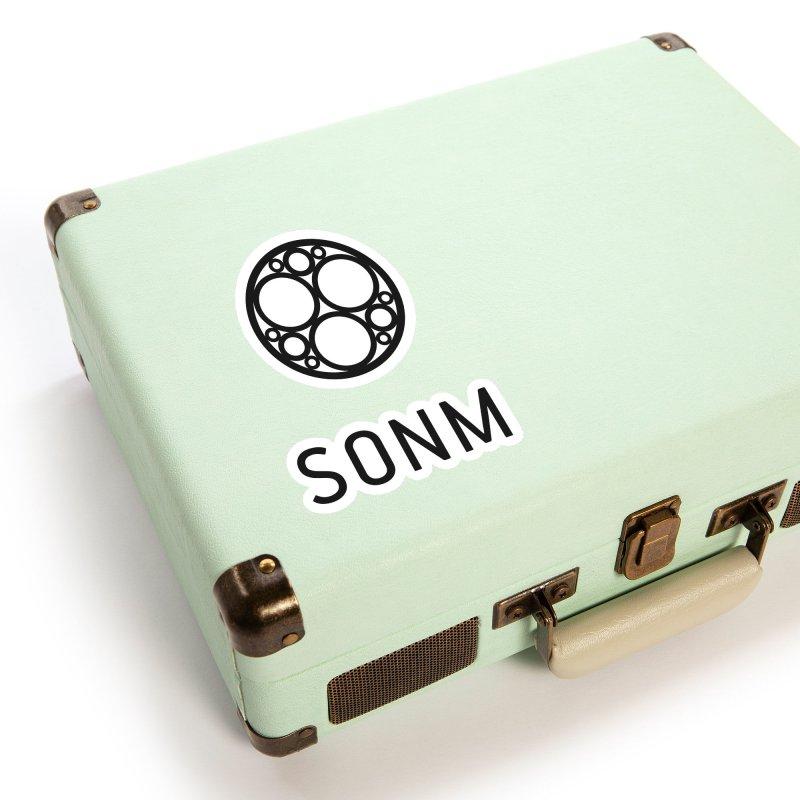 LOGO big Accessories Sticker by SONM E-Shop