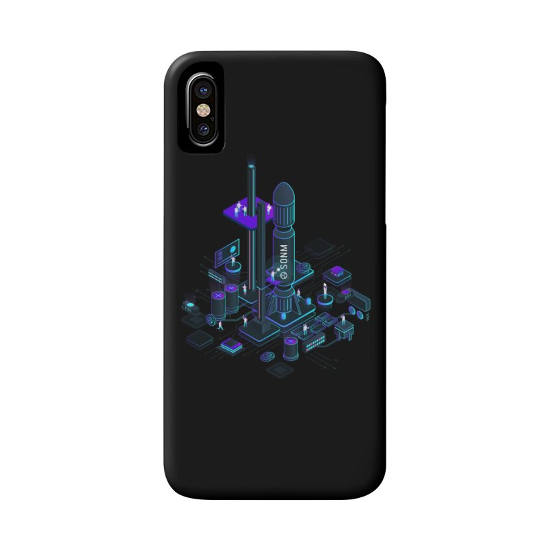 ROCKET Accessories Phone Case by SONM E-Shop