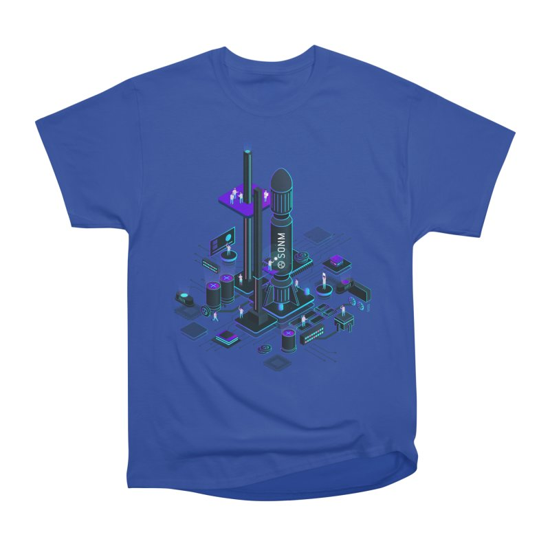 ROCKET Women's T-Shirt by SONM E-Shop