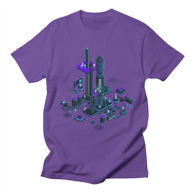 ROCKET Women's Regular Unisex T-Shirt by SONM E-Shop