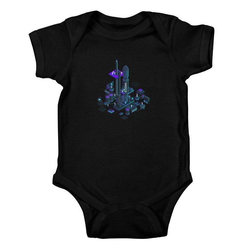 ROCKET Kids Baby Bodysuit by SONM E-Shop