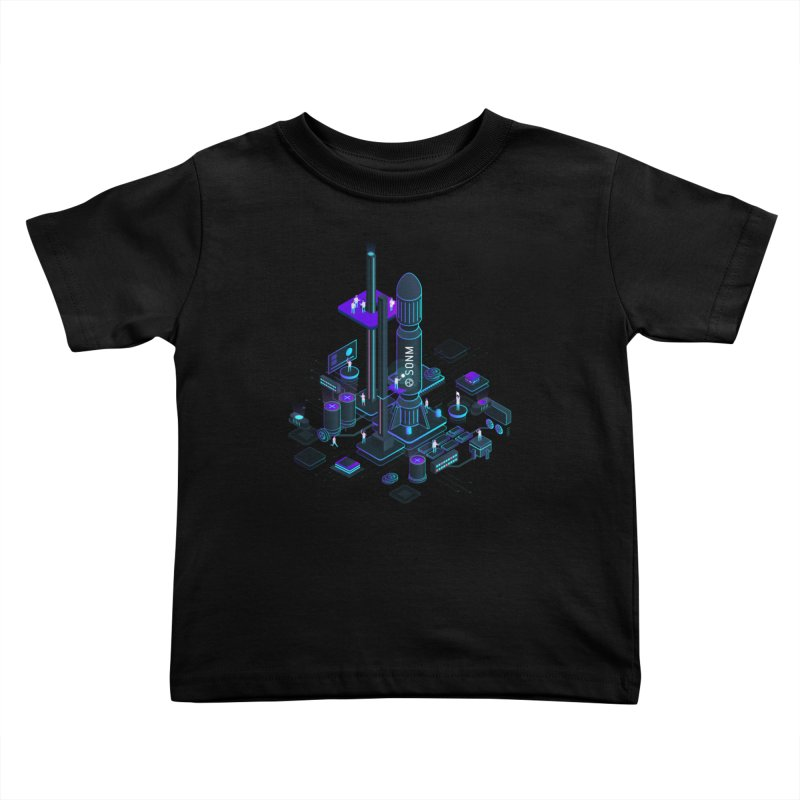 ROCKET Kids Toddler T-Shirt by SONM E-Shop