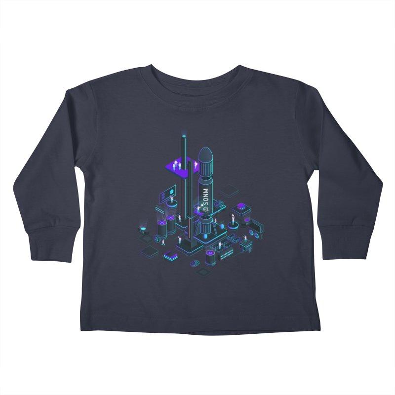 ROCKET Kids Toddler Longsleeve T-Shirt by SONM E-Shop