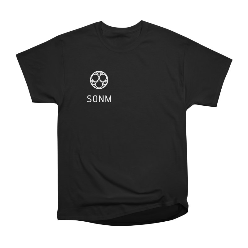 LOGO small Men's Heavyweight T-Shirt by SONM E-Shop
