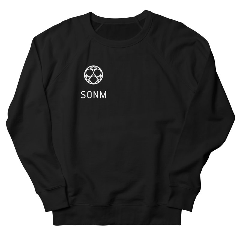 LOGO small Women's French Terry Sweatshirt by SONM E-Shop