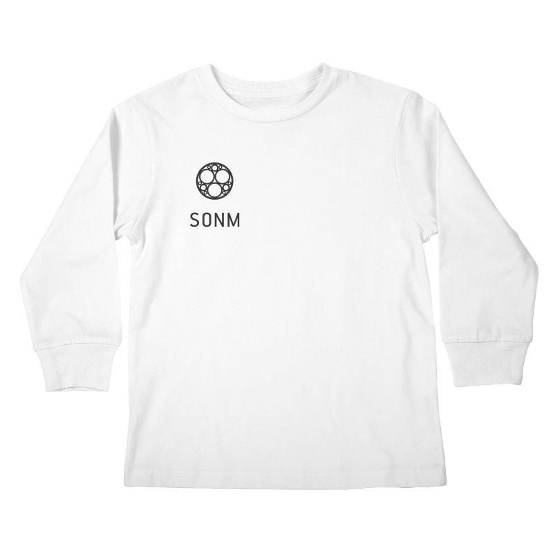 LOGO small Kids Longsleeve T-Shirt by SONM E-Shop
