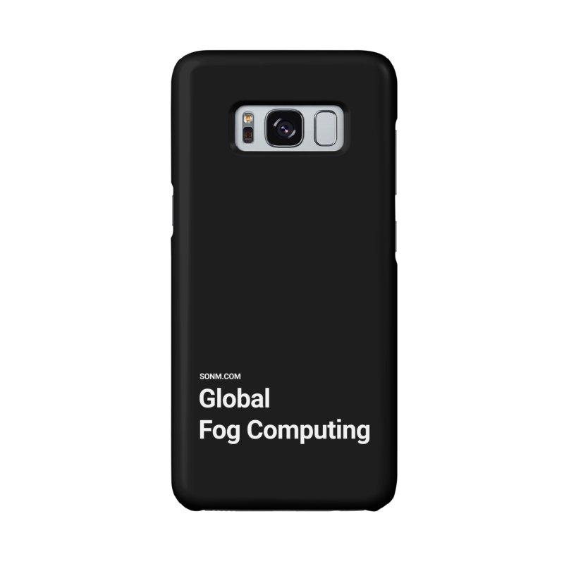 Global Fog Computing Accessories Phone Case by SONM E-Shop