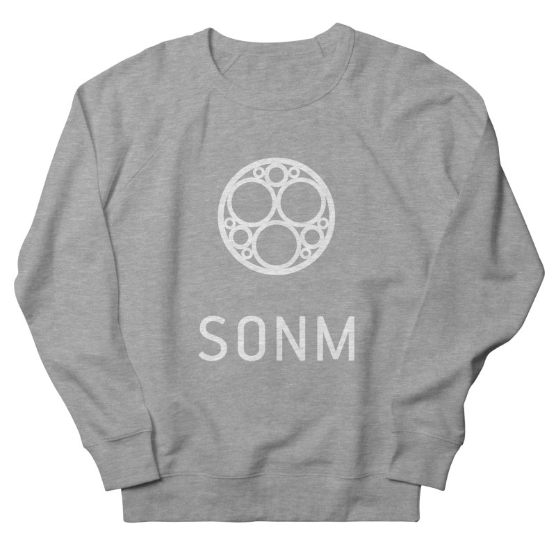 SONM Men's French Terry Sweatshirt by SONM E-Shop