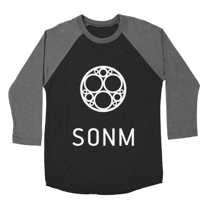 SONM Women's Baseball Triblend Longsleeve T-Shirt by SONM E-Shop