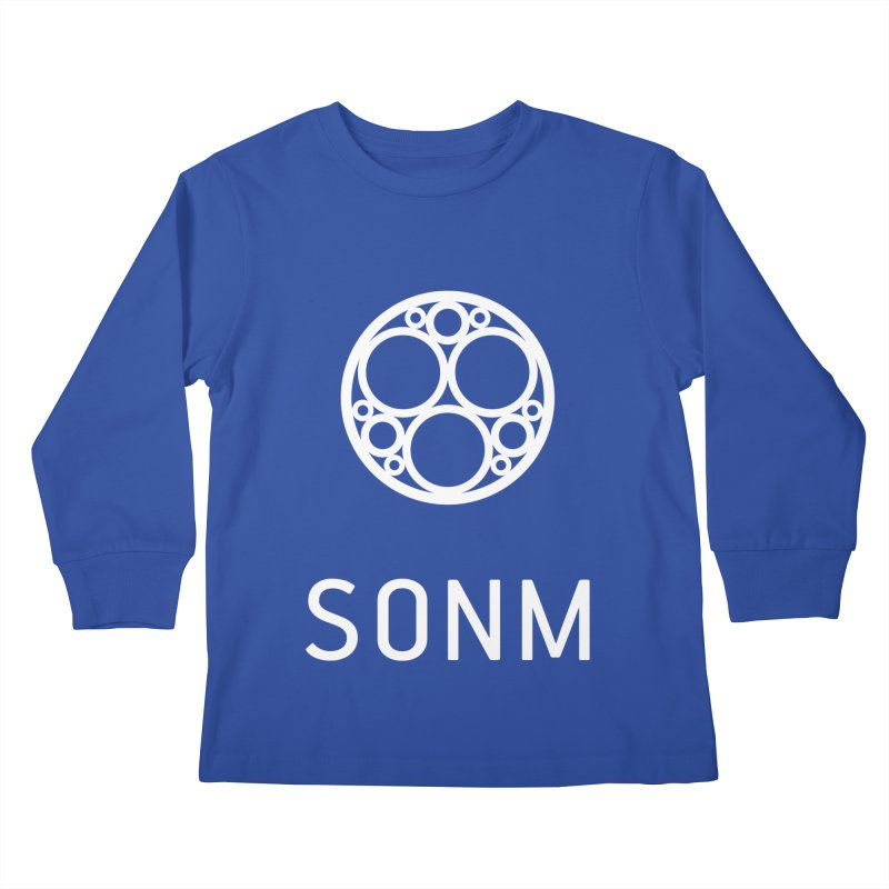 SONM Kids Longsleeve T-Shirt by SONM E-Shop