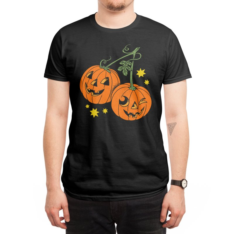 Twin Spooks Men's T-Shirt by hello sonmi