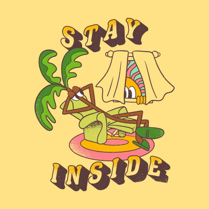 Stay Inside Men's T-Shirt by hello sonmi