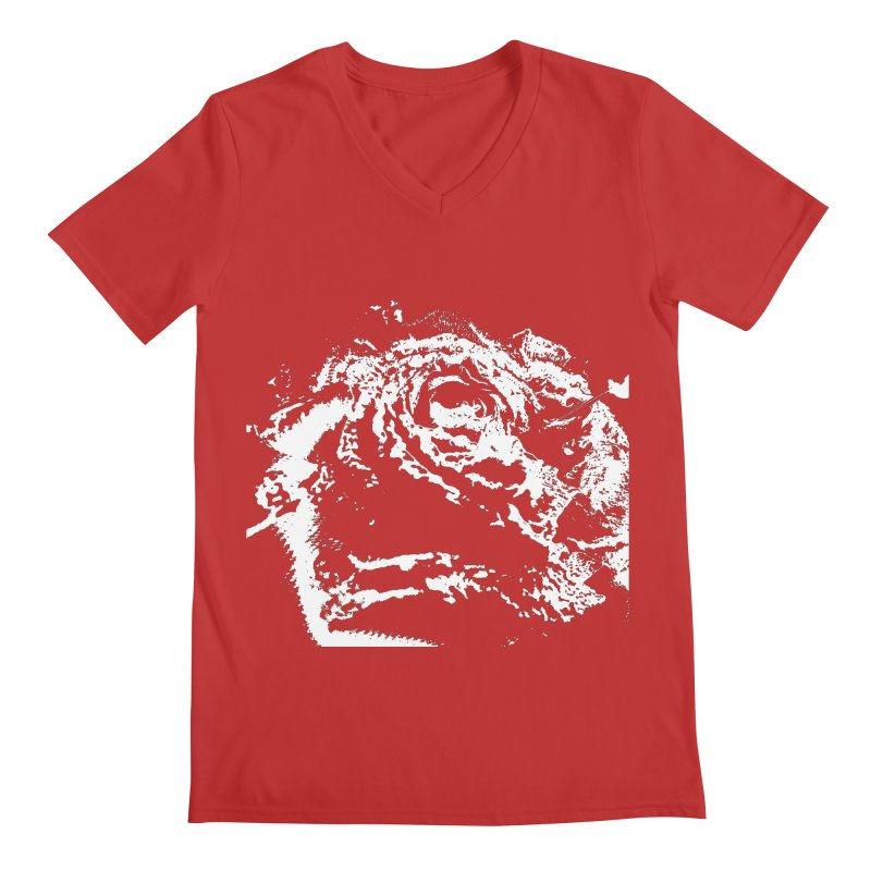 It Once Was Red Men's V-Neck by sonofdod's Artist Shop