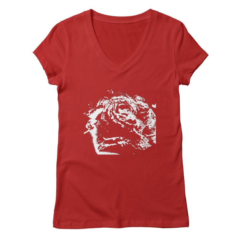 It Once Was Red Women's V-Neck by sonofdod's Artist Shop