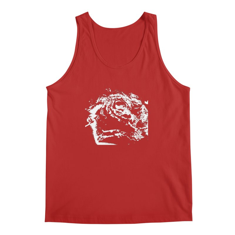 It Once Was Red Men's Tank by sonofdod's Artist Shop
