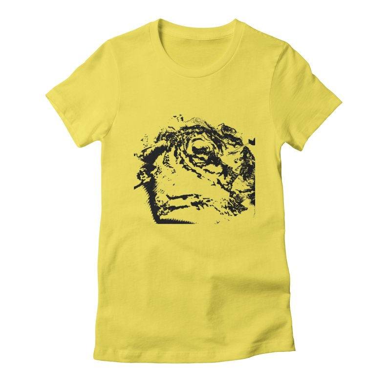 But Now It Is Dead Women's Fitted T-Shirt by sonofdod's Artist Shop