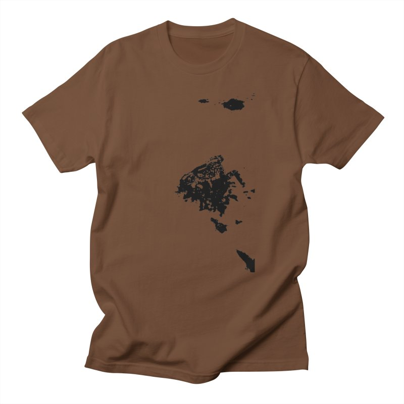 Frogs Bleed Black V1 Men's T-shirt by sonofdod's Artist Shop