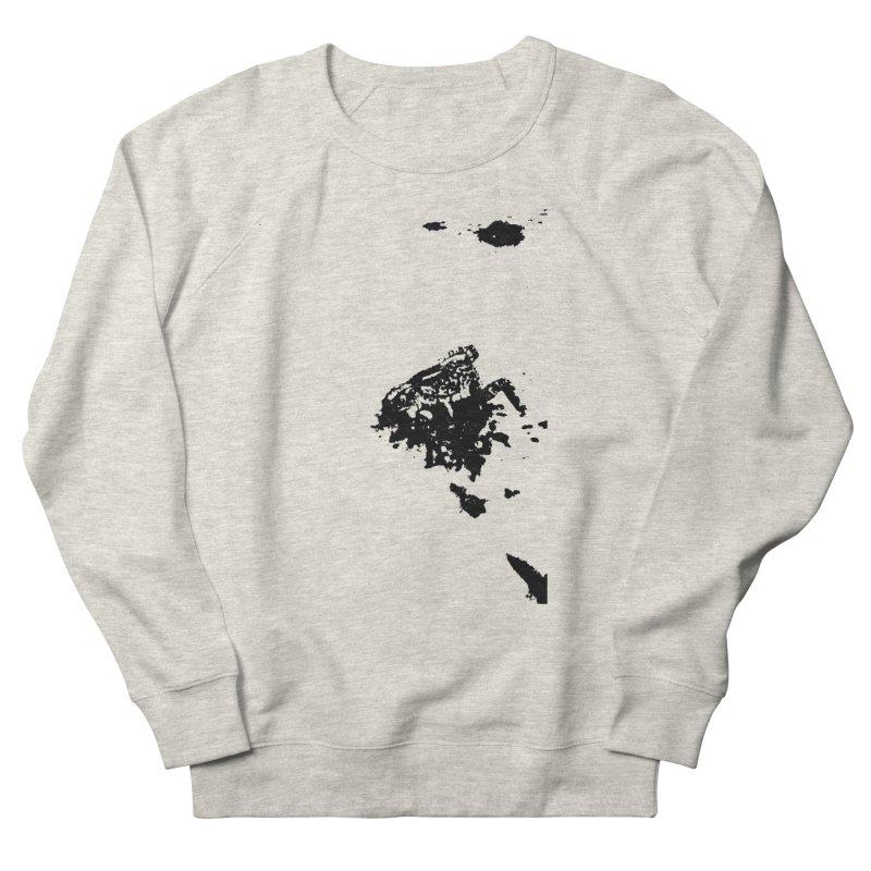 Frogs Bleed Black V1 Men's Sweatshirt by sonofdod's Artist Shop