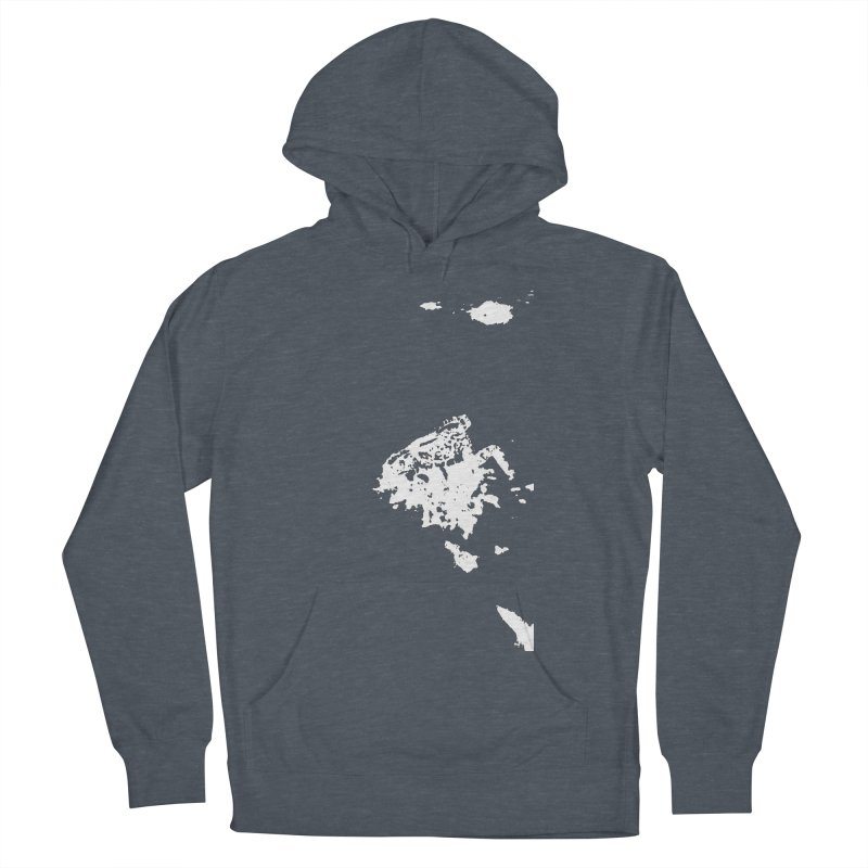 Frogs Bleed Black V2 Men's Pullover Hoody by sonofdod's Artist Shop