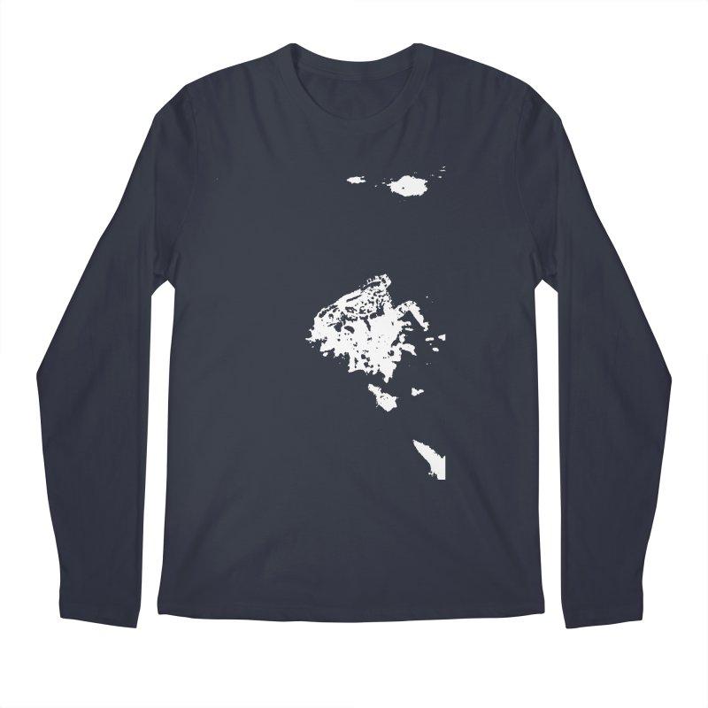 Frogs Bleed Black V2 Men's Longsleeve T-Shirt by sonofdod's Artist Shop