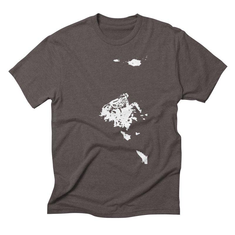 Frogs Bleed Black V2 Men's Triblend T-shirt by sonofdod's Artist Shop