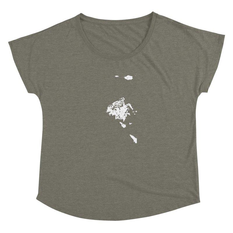 Frogs Bleed Black V2 Women's Dolman by sonofdod's Artist Shop