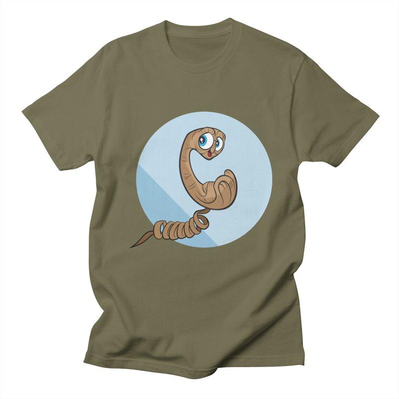 Phone Home Men's T-Shirt by sonofeastwood's Artist Shop