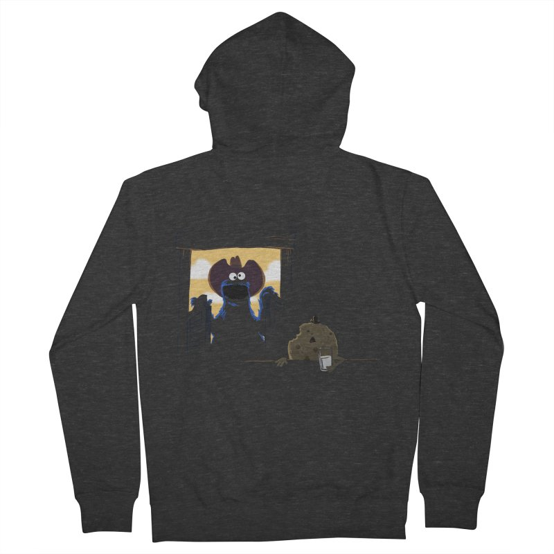 Unfinished Business Women's Zip-Up Hoody by sonofeastwood's Artist Shop