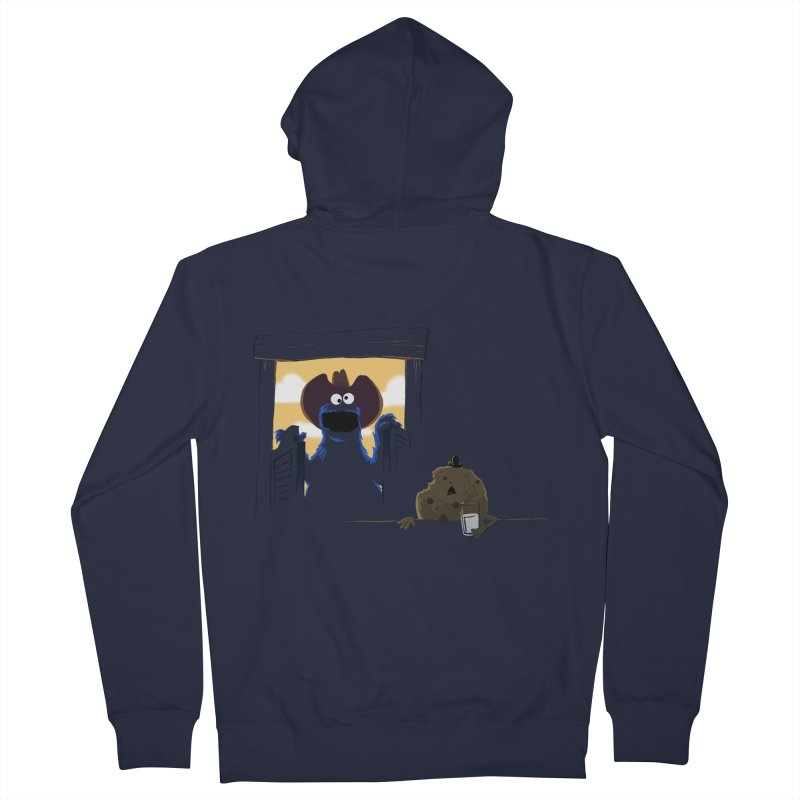 Unfinished Business Men's Zip-Up Hoody by sonofeastwood's Artist Shop