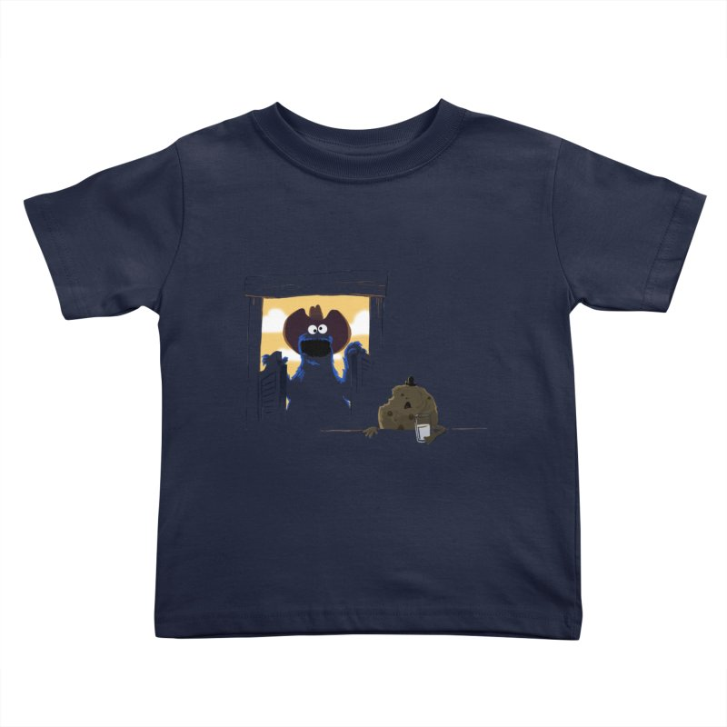 Unfinished Business Kids Toddler T-Shirt by sonofeastwood's Artist Shop