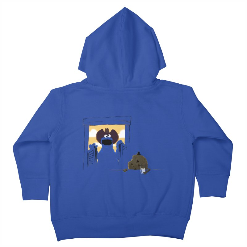 Unfinished Business Kids Toddler Zip-Up Hoody by sonofeastwood's Artist Shop
