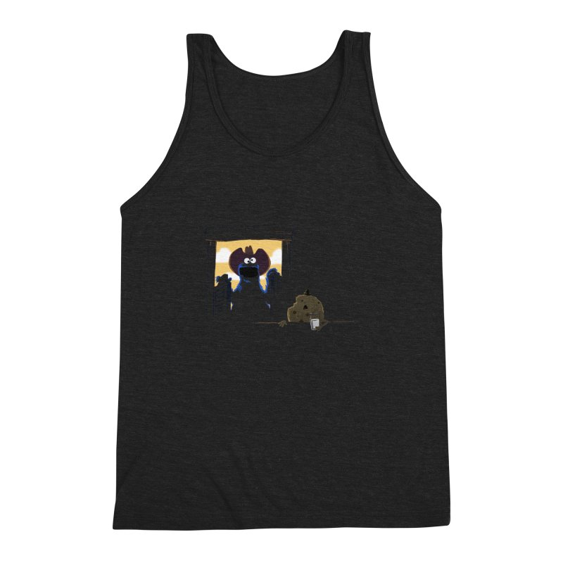 Unfinished Business Men's Triblend Tank by sonofeastwood's Artist Shop