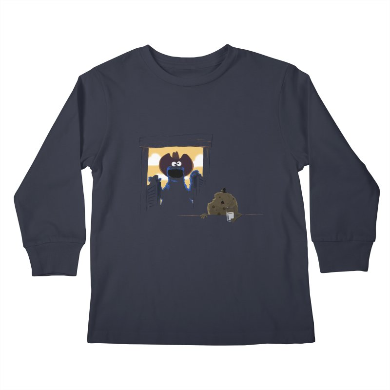 Unfinished Business Kids Longsleeve T-Shirt by sonofeastwood's Artist Shop