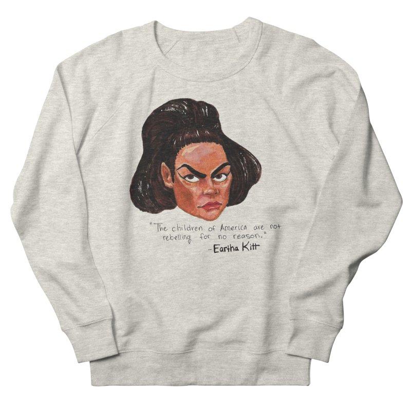 Eartha Kitt Women's Sweatshirt by Sophia Zarders