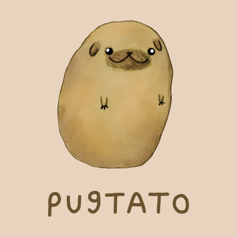 Pugtato by Sophie Corrigan's Artist Shop