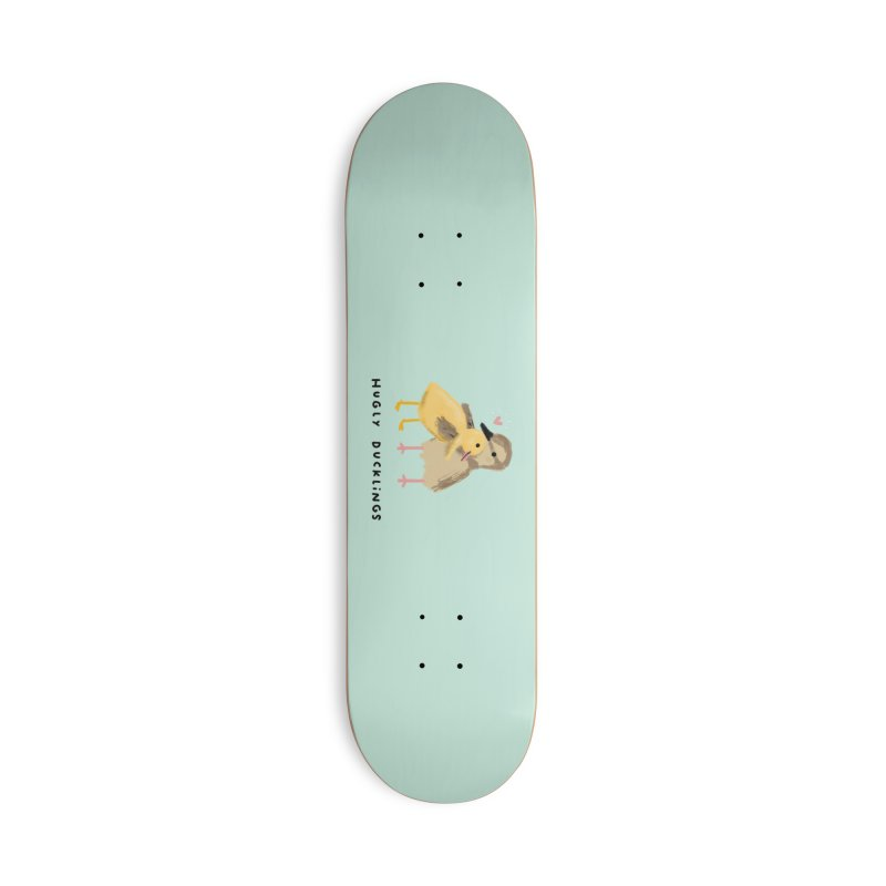 Hugly Ducklings Accessories Skateboard by Sophie Corrigan Shop
