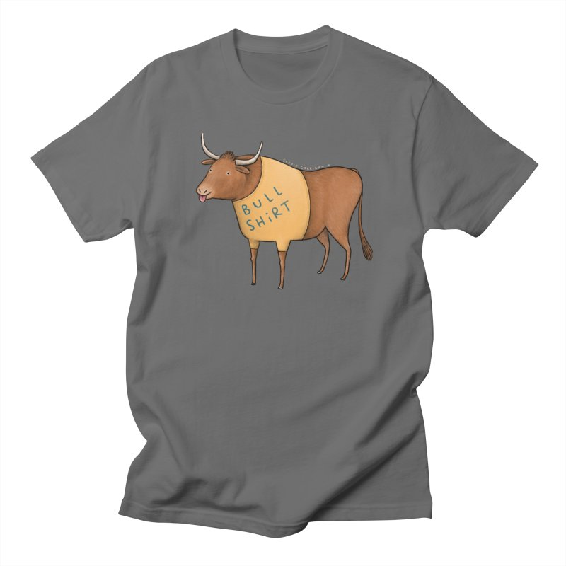 Bull Shirt Men's T-Shirt by Sophie Corrigan Shop