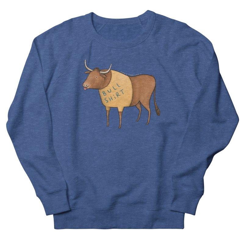 Bull Shirt Men's Sweatshirt by Sophie Corrigan Shop
