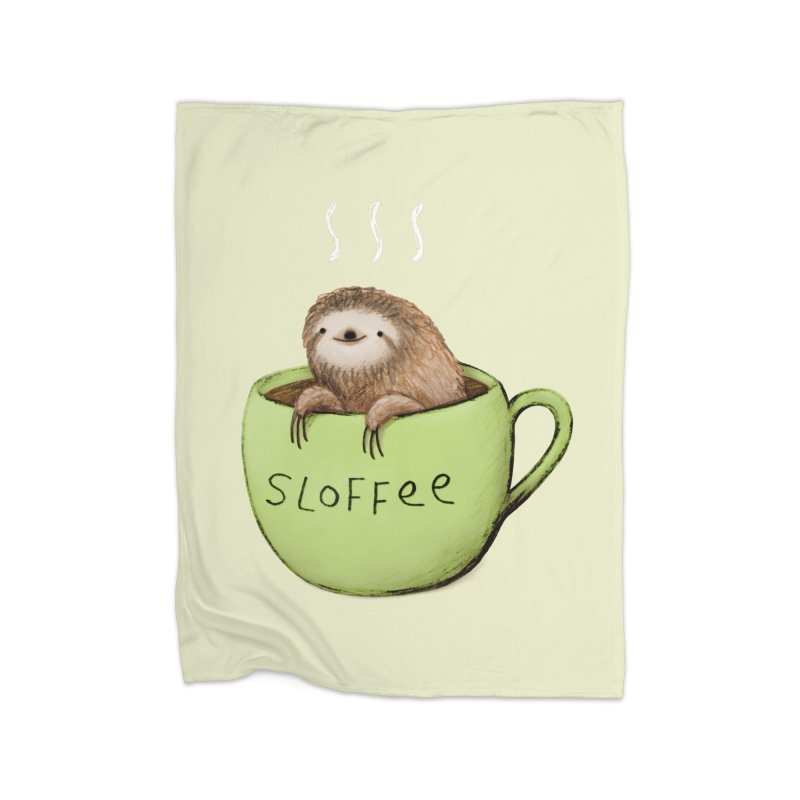 Sloffee Home Blanket by Sophie Corrigan Shop