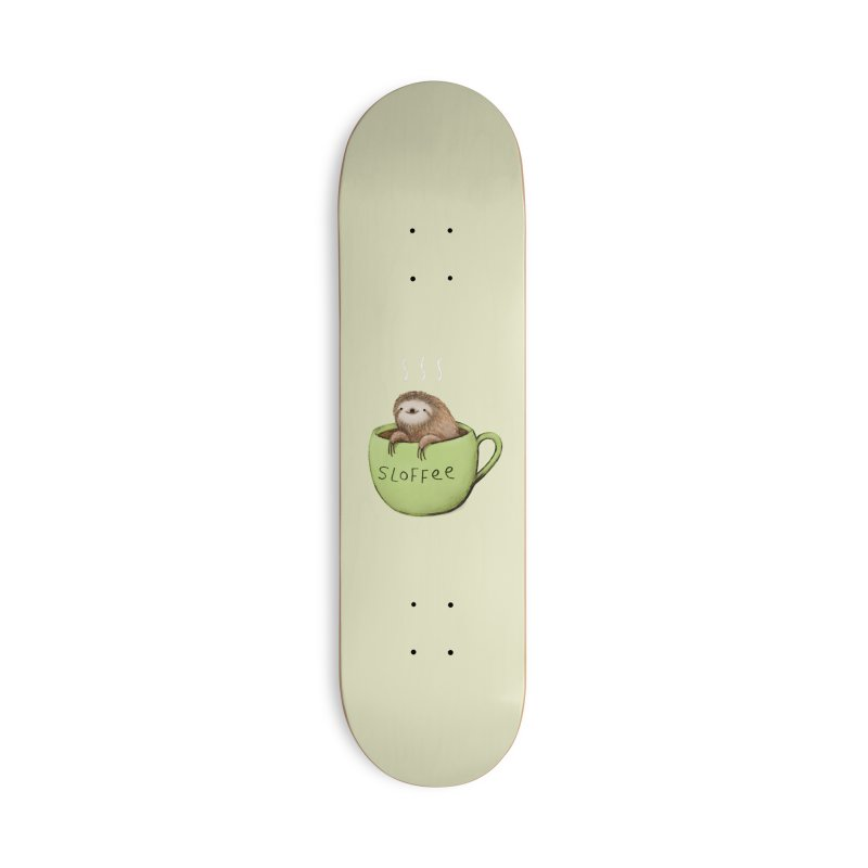 Sloffee Accessories Skateboard by Sophie Corrigan Shop
