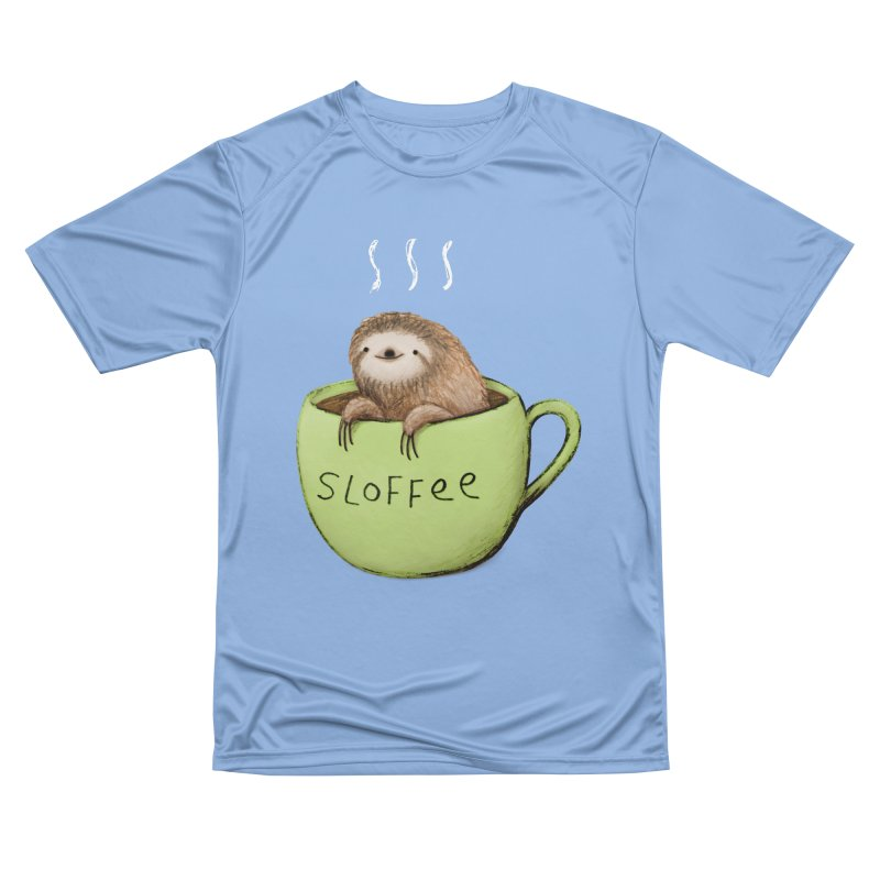 Sloffee Men's T-Shirt by Sophie Corrigan Shop