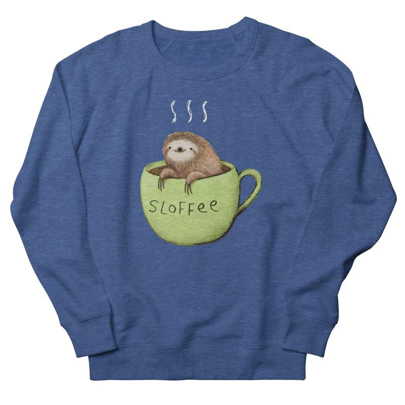 Sloffee Men's Sweatshirt by Sophie Corrigan Shop
