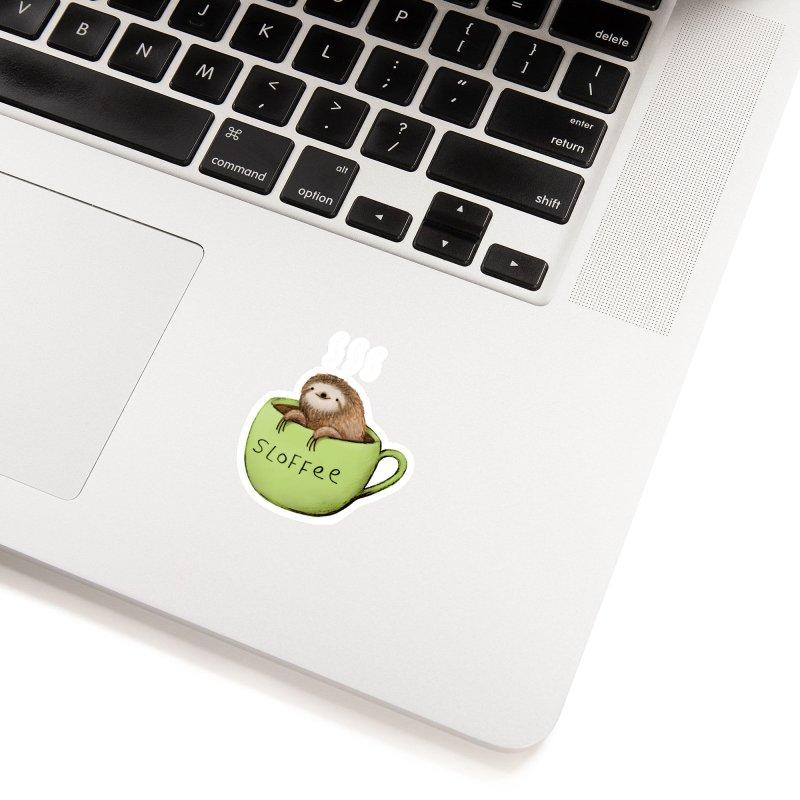 Sloffee Accessories Sticker by Sophie Corrigan Shop