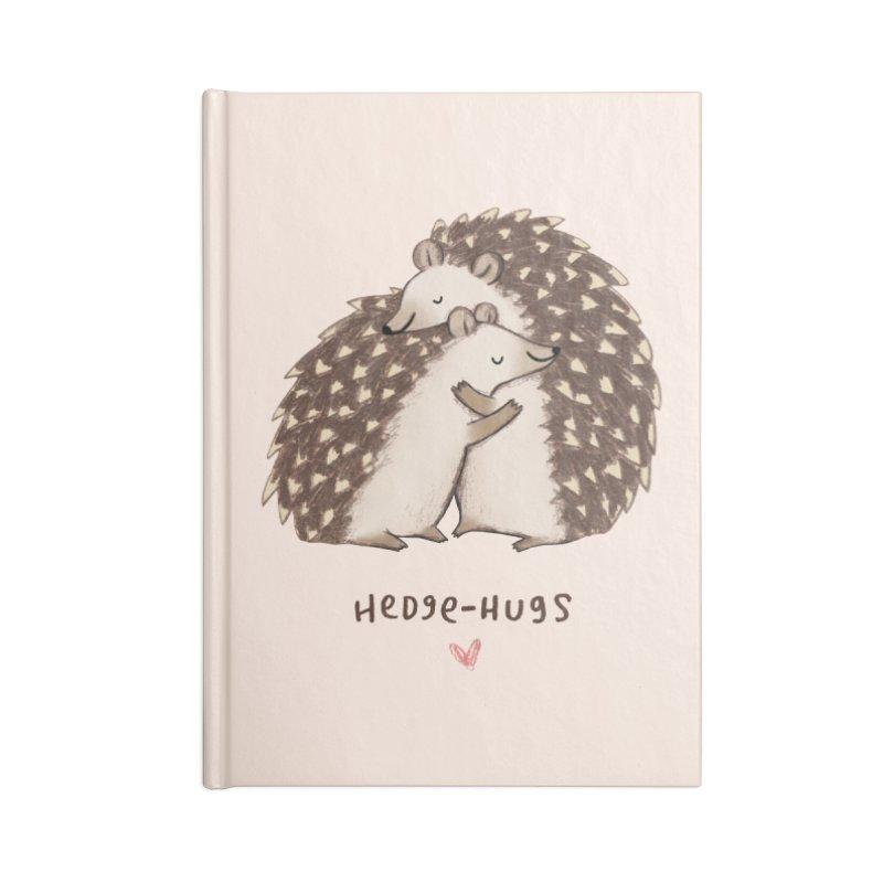Hedgehugs Accessories Notebook by Sophie Corrigan Shop