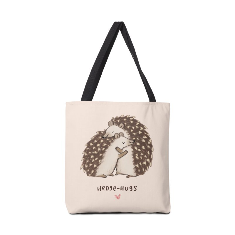 Hedgehugs Accessories Bag by Sophie Corrigan Shop